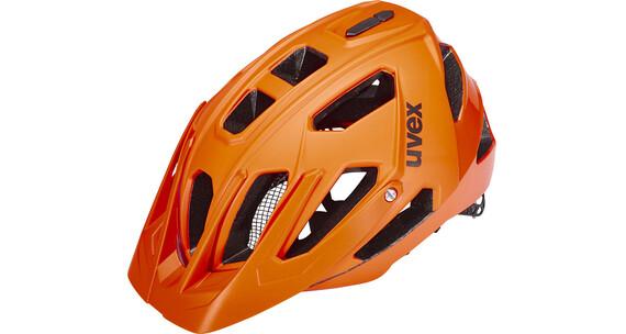 UVEX quatro Helm orange mat/shiny